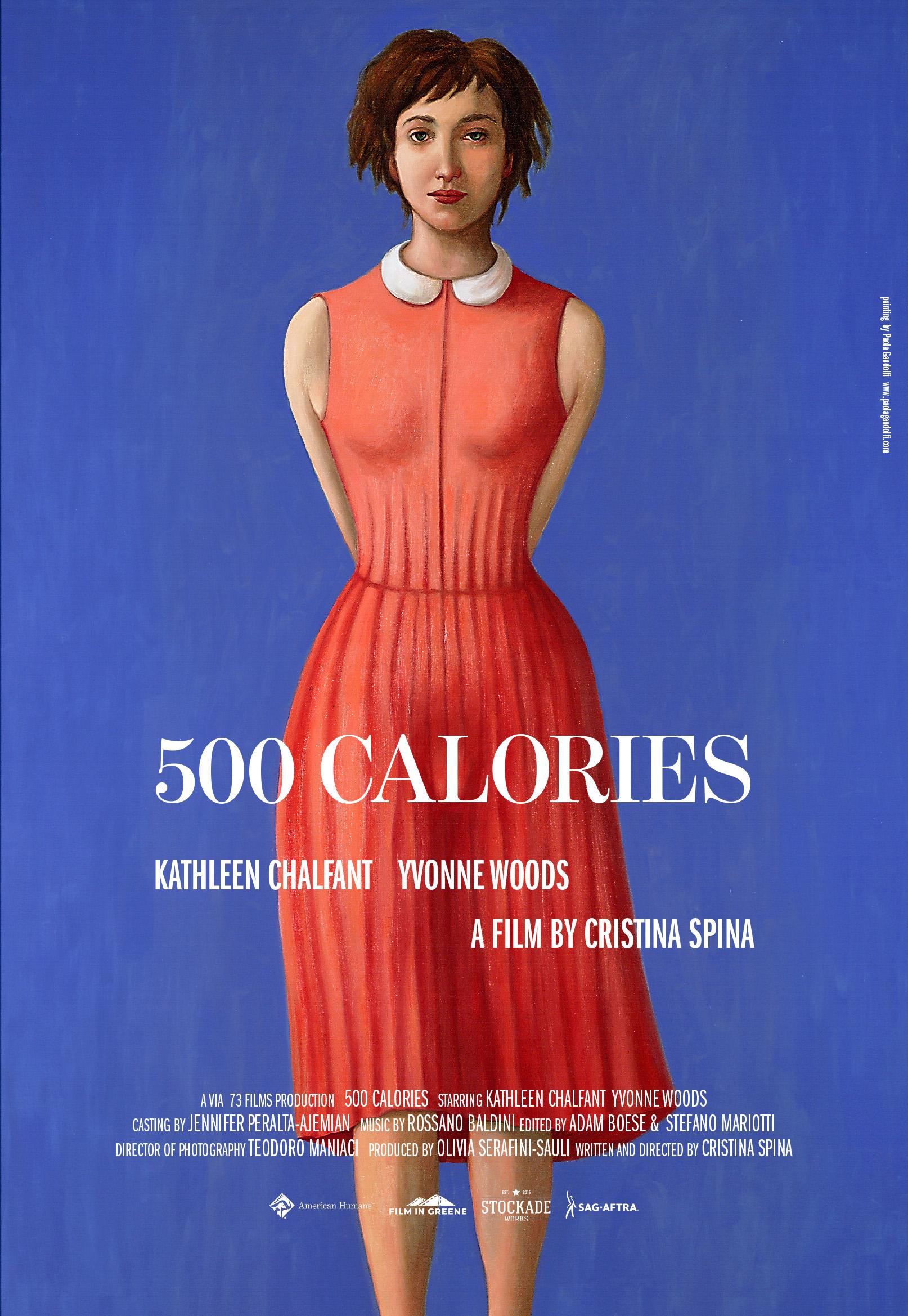 500 Calories Poster